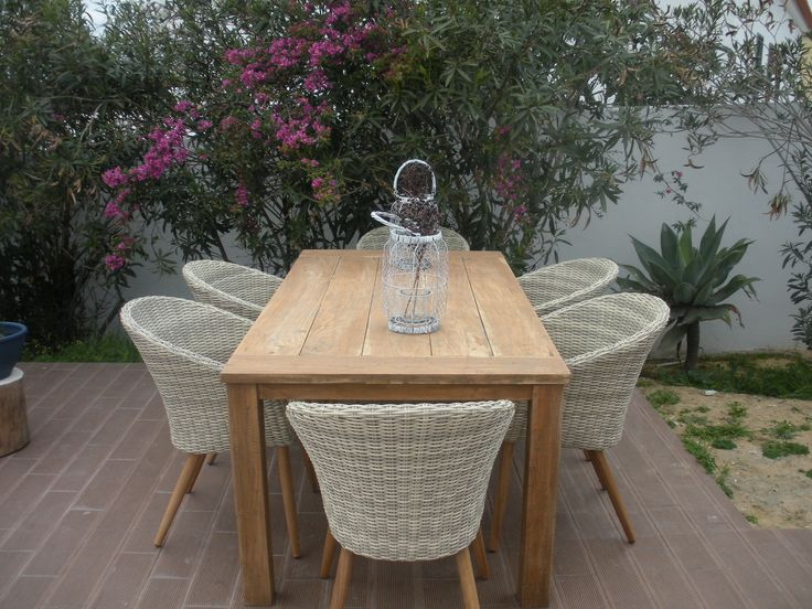 outdoor  furniture  dining  diningchair  diningtable  table  chairs   curiosa  AlgarveOutdoor FurniturePortugal. 18 best Happy customers images on Pinterest   Portugal  Algarve