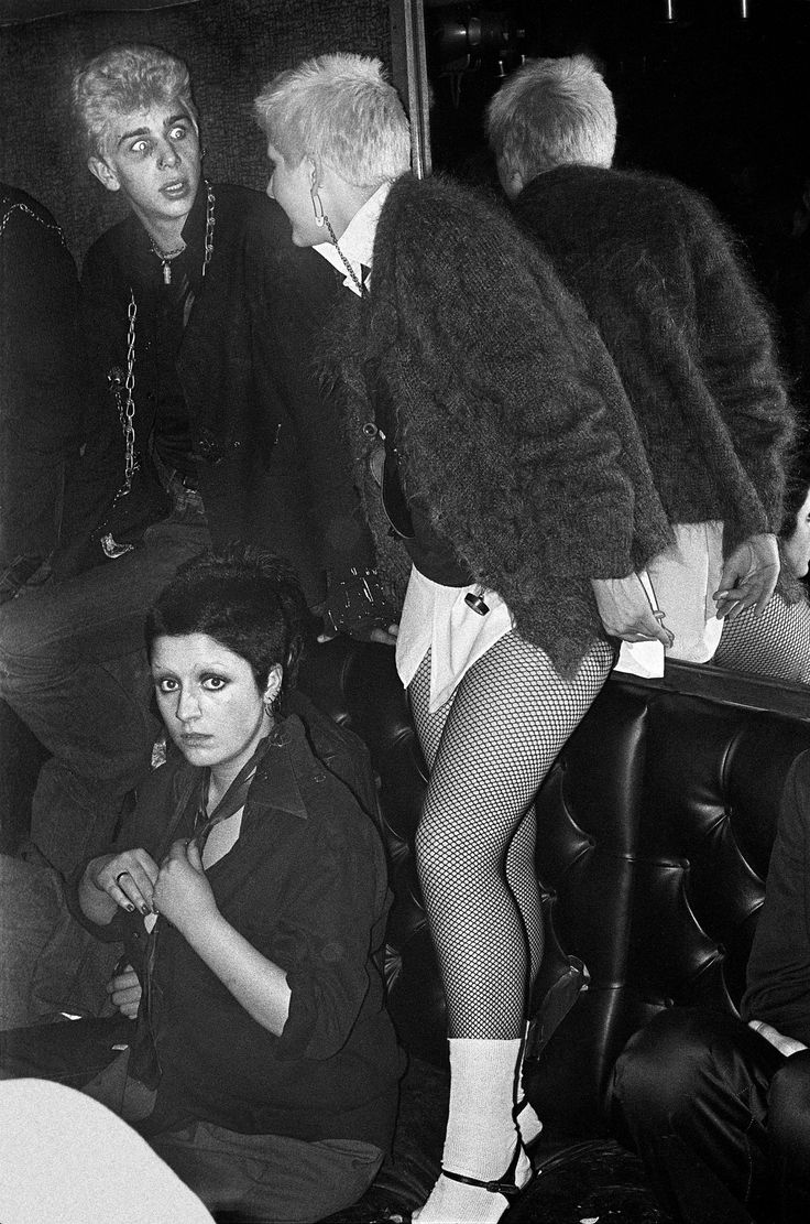 David a doppelganger Girls Will Be Girls: The Women at the Birth of Punk - Punk London 1977