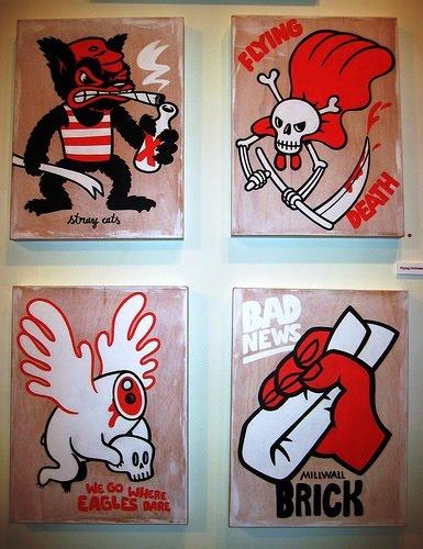 "mindsonwave: Street Art Flames-Chapter 2: the famous ""Flying Fortress"": Art Flameschapt, Street Art, Art Flames Chapt"
