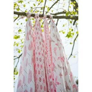 LoveYourBaby.com.au has great choice of muslin wraps from The Little Linen Company.