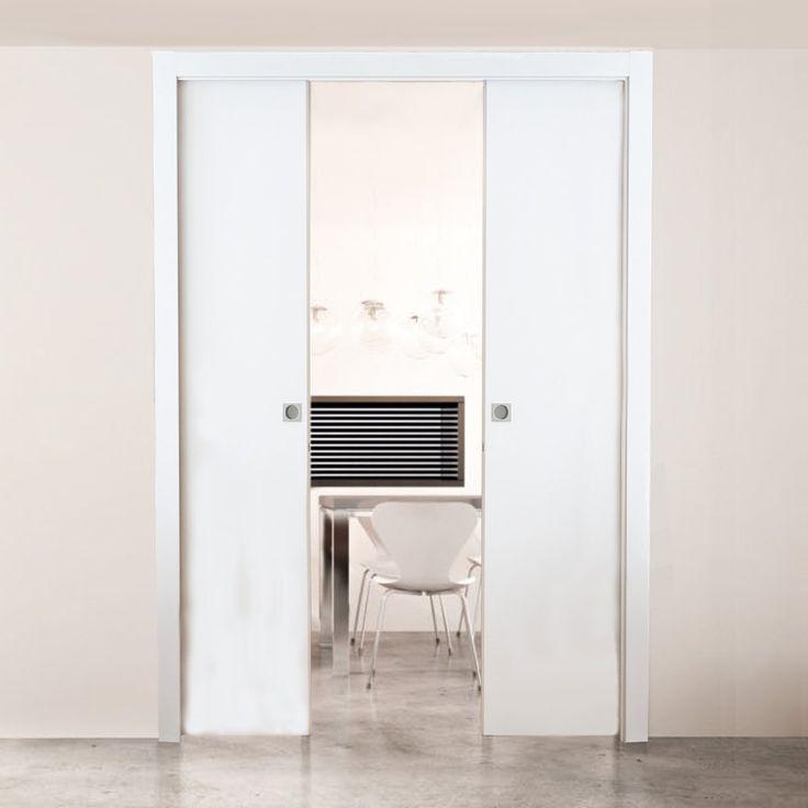 1000 Ideas About Double Pocket Door On Pinterest Pocket