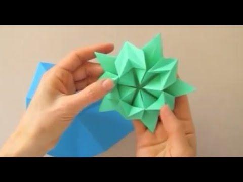 Cara Membuat Kerajinan Origami