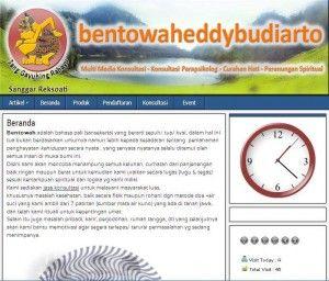 Website Personal -  Jasa Pembuatan Website RIRISACI Surabaya   Telp: 031 8477461 HP. 085748226395 dan 085100552565 Email: admin@ririsaci.com  CV. RIRISACI MEDIA Solusi Bisnis Anda Menuju Online
