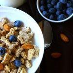 Organic Cinnamon & Honey Nut Crunch Cereal Recipe | Whole Lifestyle Nutrition
