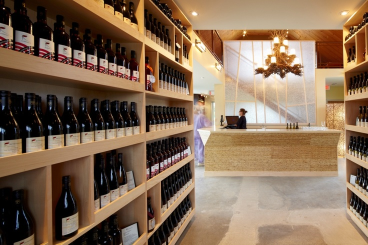 Rosehall Run in Prince Edward County, Ontario has just completed a renovation to its Tasting Room.