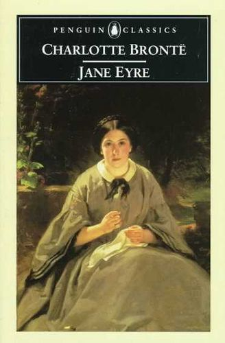 TEXT TYPE - FICTION (SF BRO) Jane Eyre  story of  plain-faced, intelligent, and passionate English orphan. Jane is abused by her aunt and cousin and then attends a harsh charity school. Through it all she remains strong and determinedly refuses to allow a cruel world to crush her independence or her strength. Jane becomes a governess who softens the heart of her employer but soon discovers that he's hiding a terrible secret. A masterful story of a woman's quest for freedom and love. (SF BRO)