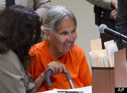 In 1963, Betty Smithey walked into prison with a life sentence for murder. On Monday, she walked out with a cane.    America's longest serving female inmate, Smithey was released from the Arizona State Prison Complex after spending 49 years behind bars for the murder of a 15-month-old child.