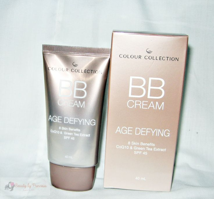 Colour Collection Age Defying BB Cream | Miss Princess Diaries