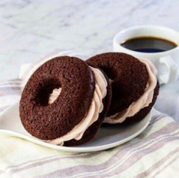 Kakaolu Donut Kek