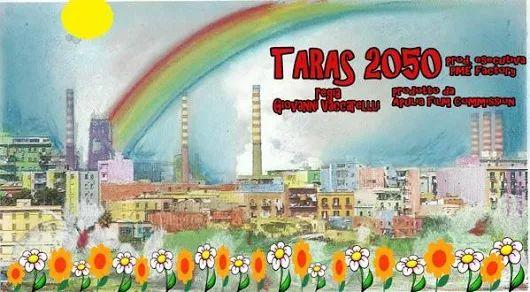 E sia... arcobaleno su TARAS! #taras2050 #pmefactory #filmcorto #ciaksigira #taranto