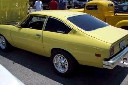 1973 Chevrolet Vega Muscle Car by HAULIN' IT http://www.musclecarbuilds.net/1973-chevrolet-vega-build-by-haulin-it_1