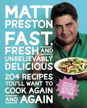 Matt Preston - Fast Fresh