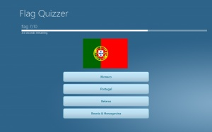 Flag Quizzer