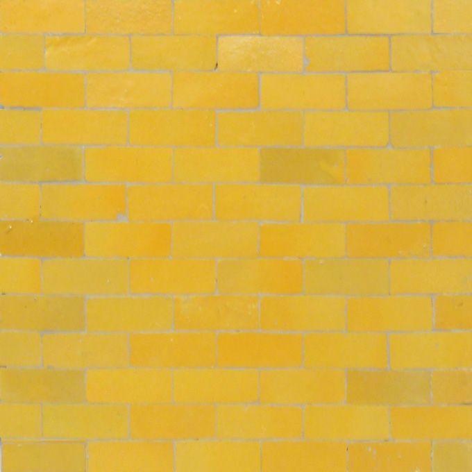 Golden Yellow: Mosaic House Breeze 18 | CoastalLiving.com