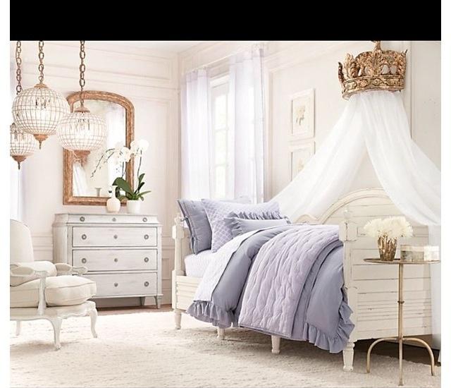 Sleep like a princess in this luxury bedroom