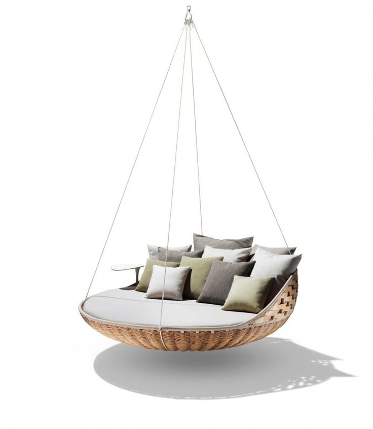 Swingrest by Daniel Pouzet for DEDON