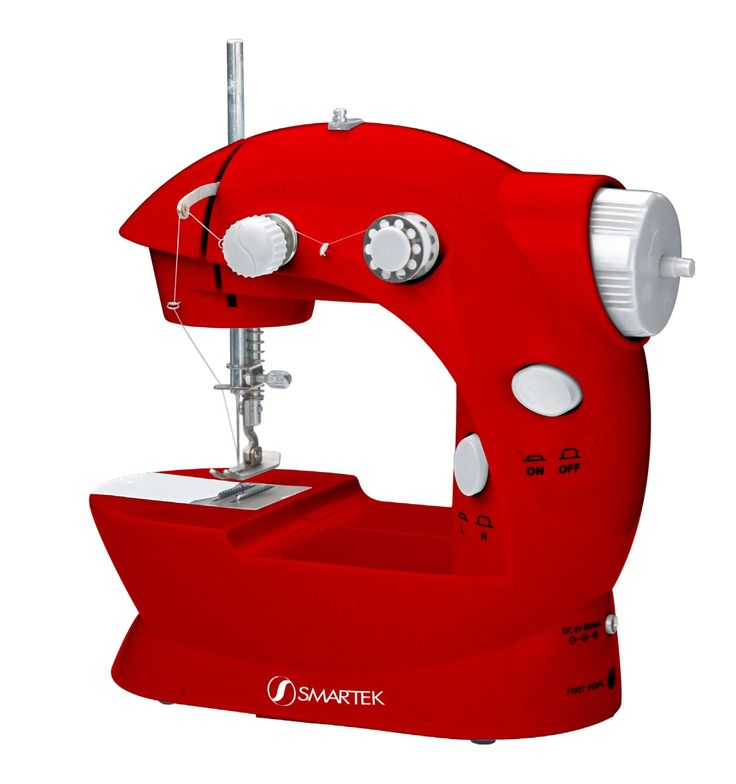 Smartek RX-08 Mini Portable Sewing Machine with Foot Pedal