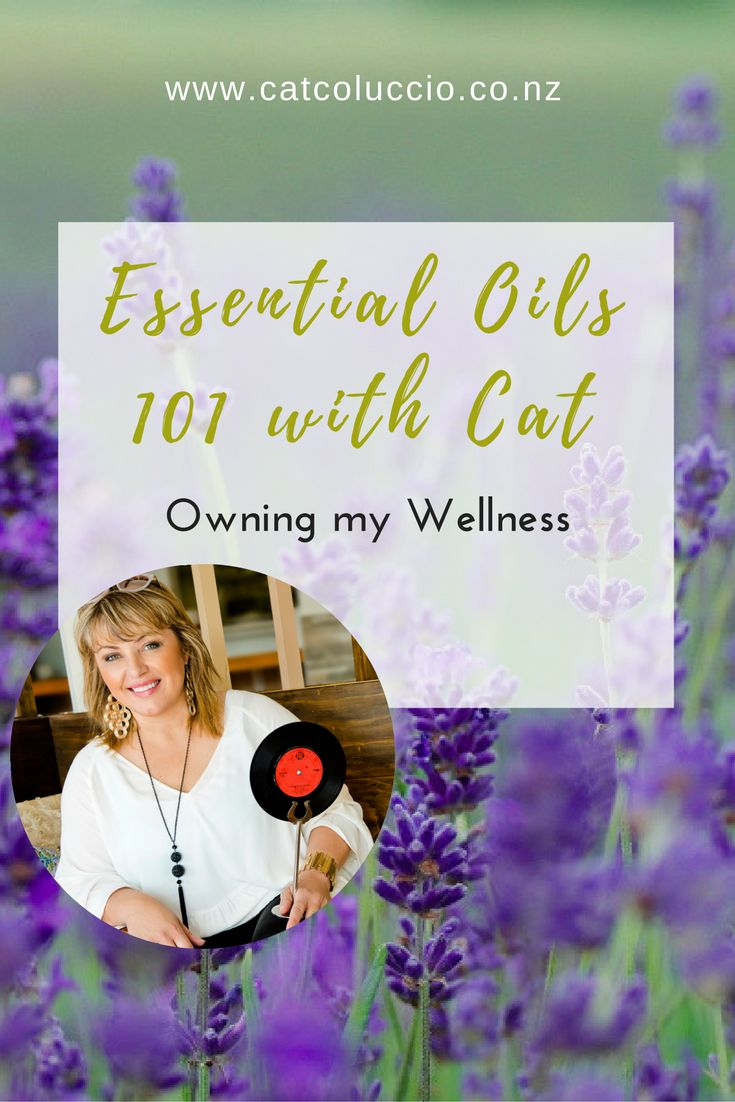 Cat Coluccio | Owning my Wellness