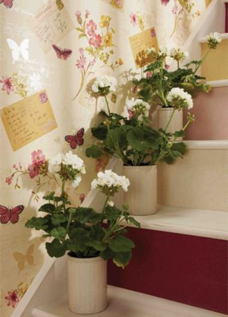 Postcards Home wallpaper from Sophie Conran