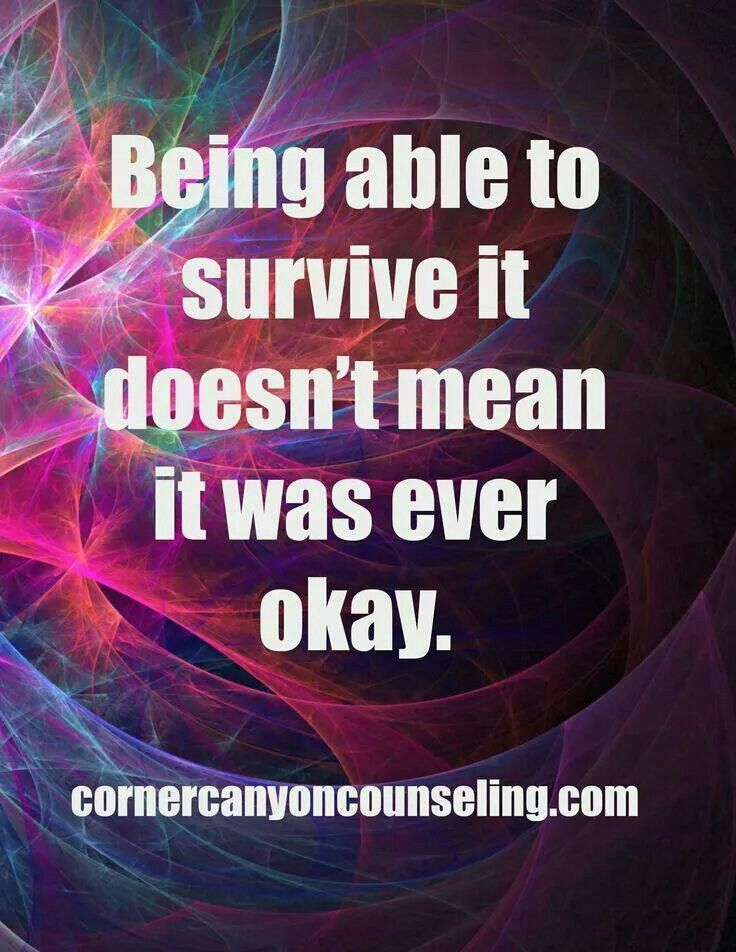 Its never okay. Parental Alienation doesn't just hurt the targeted parent, it hurts the children. And they take those wounds with them into adulthood.