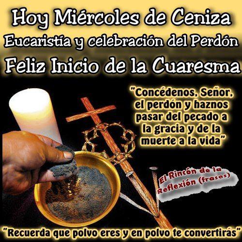 Miércoles De Ceniza Explicación De La Cuaresma Católicos