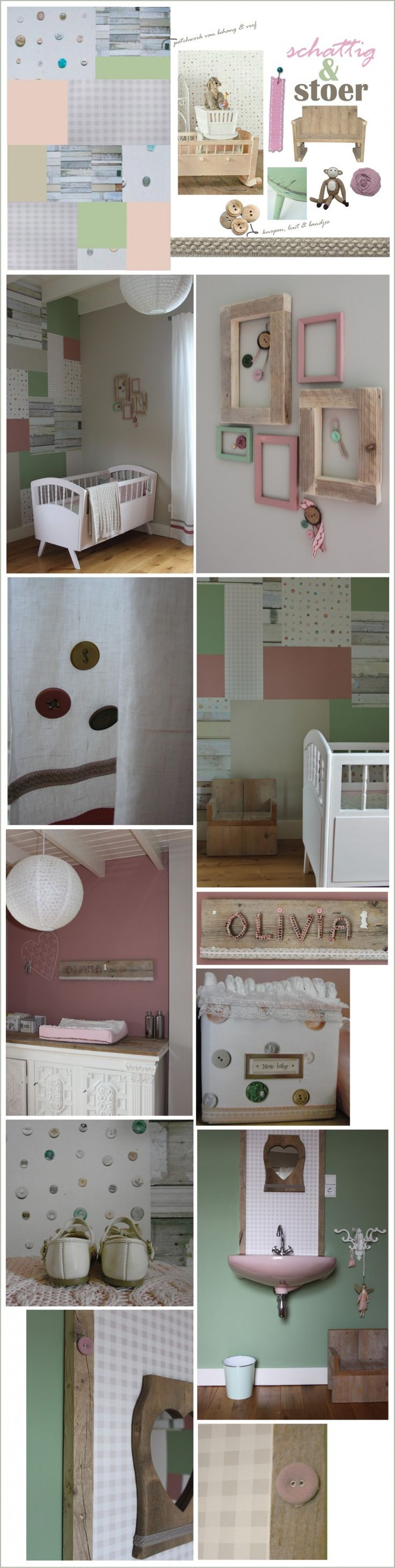 1000+ images about Kinderkamer on Pinterest