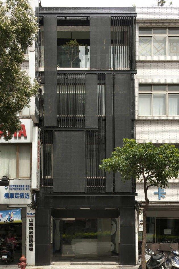 fabric net facade