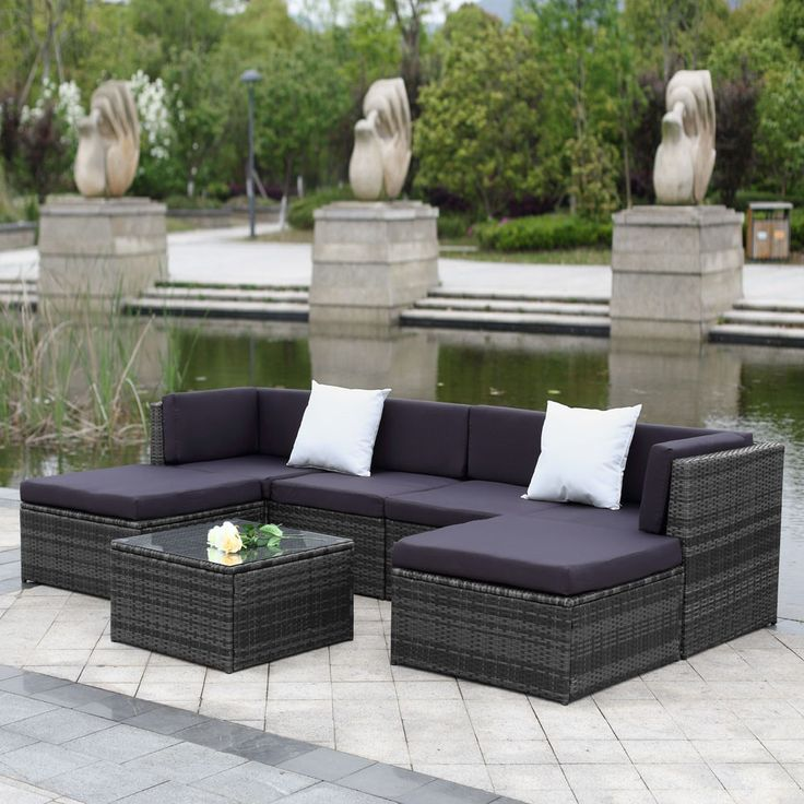 cheap rattan furniture sale buy quality rattan furniture sofa directly from china rattan sofa furniture suppliers ikayaa us uk stock patio garden