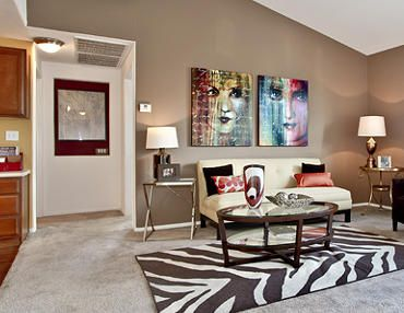 san antonio interior designers - partment interior design, partment interior and Model homes on ...