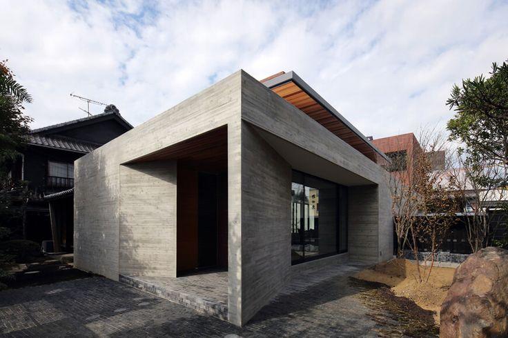 コンクリート・RC造の家 素材の家 アーキッシュギャラリー