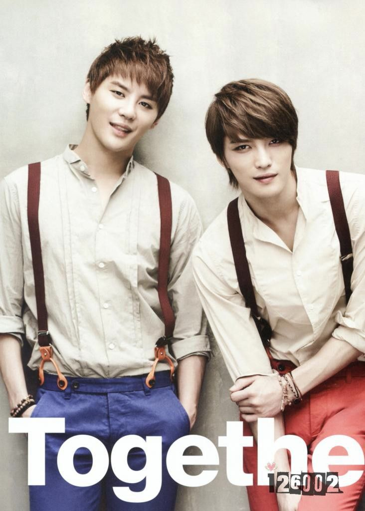 JaeSu - Jaejoong & Junsu ❤