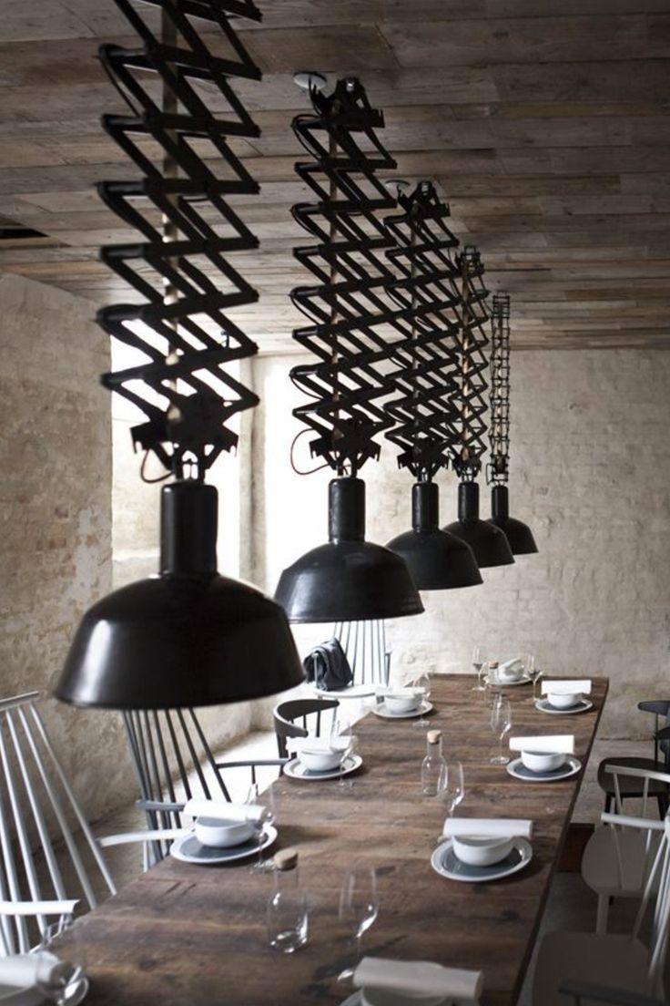 Host Restaurant Copenhagen By Norm Architects And Menu