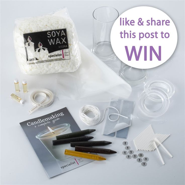 Win It Wednesday is finally here! Bringing a little cheer to the middle of the week we are giving away one of our new candle container sets, all you have to do to enter is Like & Share this post on Facebook! The winner will be announced on Wednesday 18th February 2015