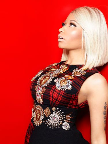 Nicki Minaj, August 2013