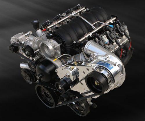 Procharger-GM-LSX-Transplant-P-1SC-Supercharger-Serpentine-Tuner-Kit-EFI-Carb