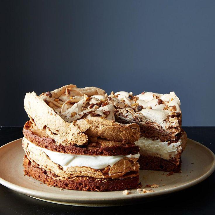 The Walnut Variation: A Cake recipe on Food52