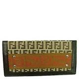 Fendi Wallets Monogram Khaki