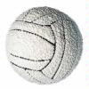 Volleyball Cake pattern