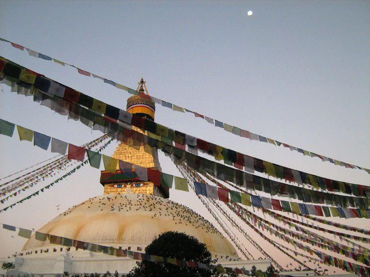 Buddhanath, Katmandu, Nepal