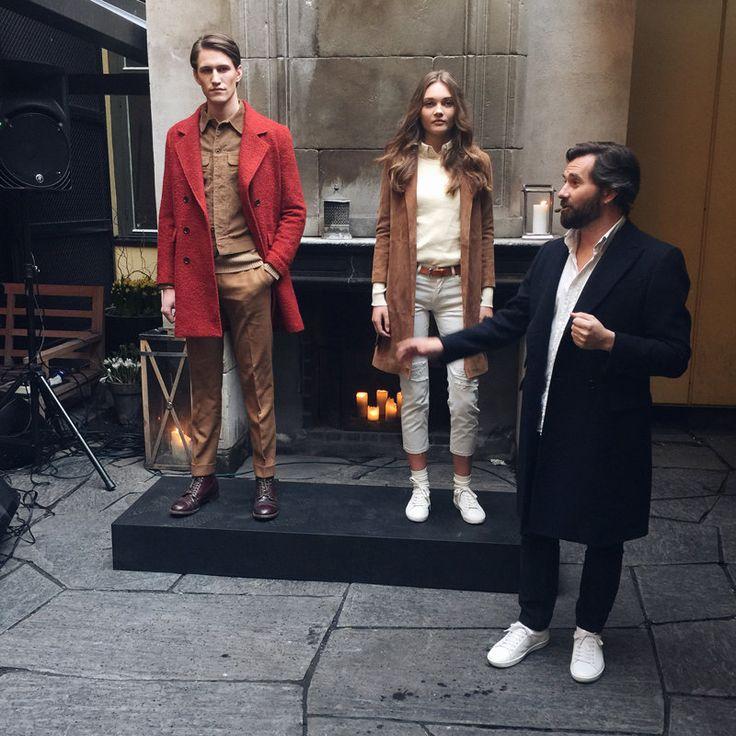 Préférence 501 best Gant Rugger images on Pinterest | Men's style, Menswear  DJ85