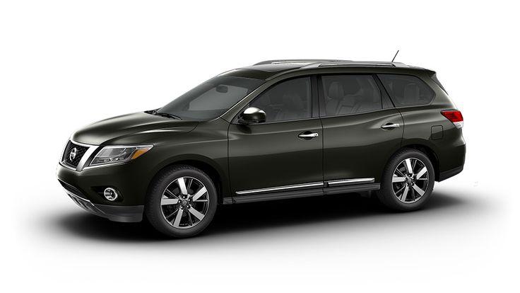 2016 Nissan Pathfinder SUV Photos Nissan USA www