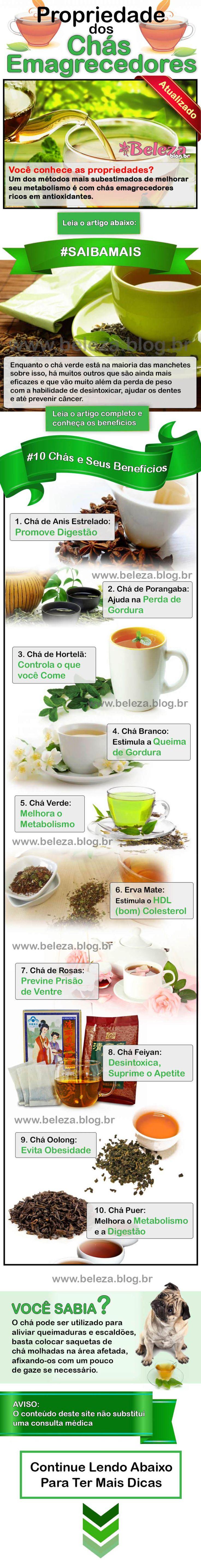 beleza.blog.br.cha-para-emagrecer-confira-quais-os-chas-que-emagrecem-rapido #diet #emagrecer #regime #portorico