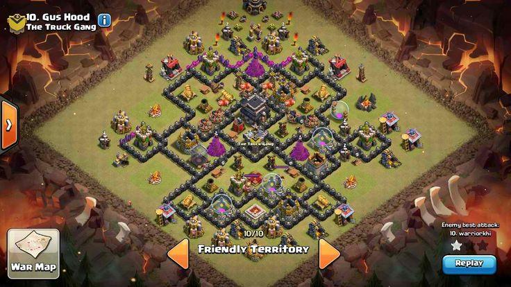 I call it th 8.5.1 War Base ( no x-bow yet)