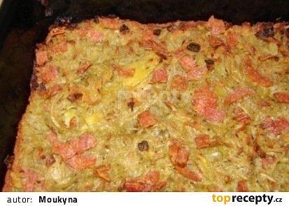 Bramborák do trouby recept - TopRecepty.cz