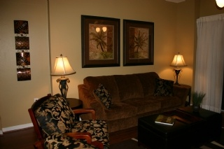 Unit 104 Livingroom