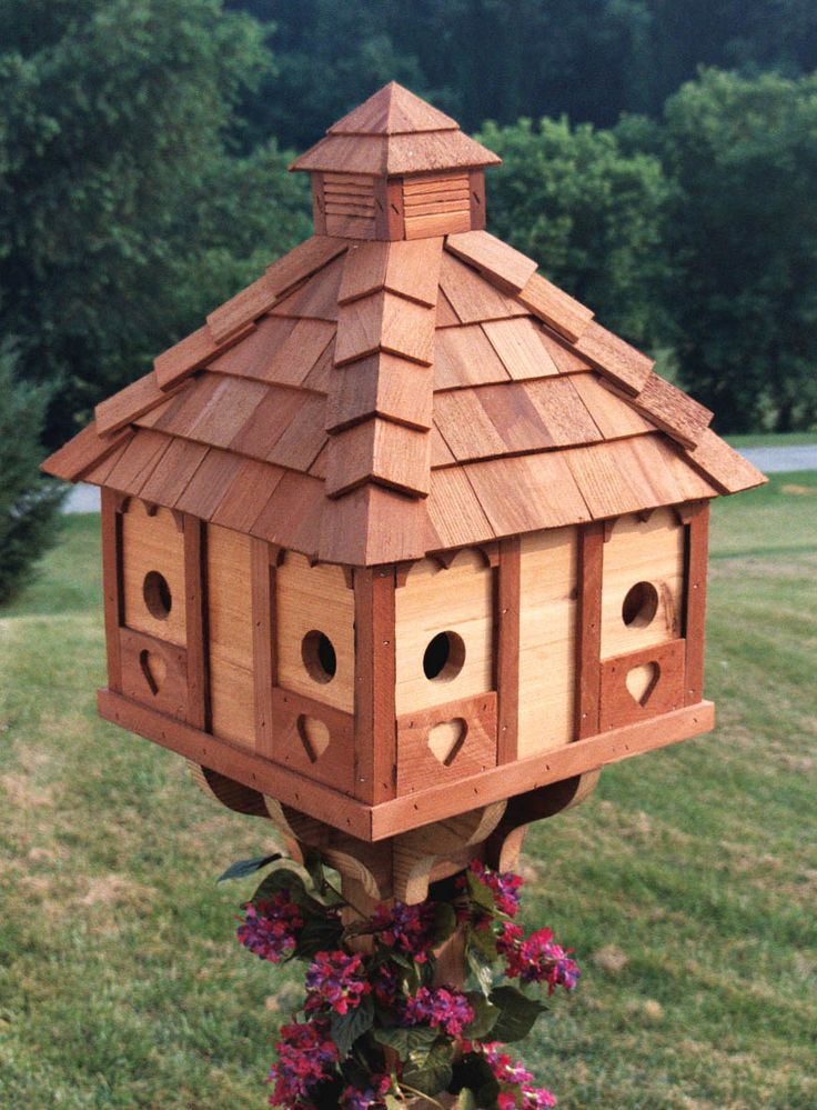 Pictures of Bird Houses | Amish Delights - Hand-Crafted Heirloom Quality Bird Houses