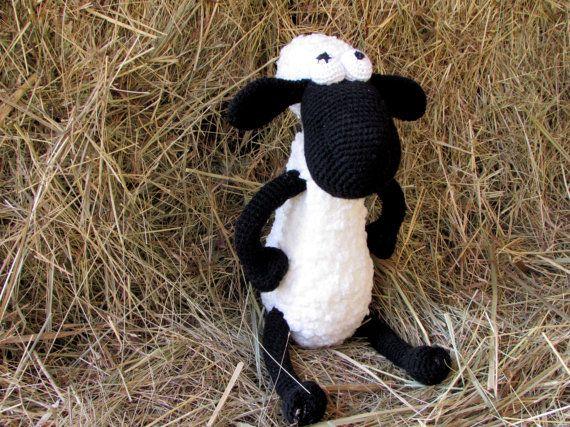 La oveja Shaun crochet shaun las ovejas punto shaun la oveja