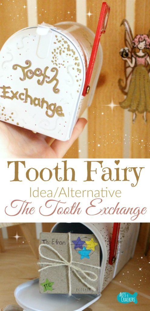 "If you are looking for Tooth Fairy ideas or alternatives, you'll love what we do with the ""Tooth Exchange."" Learn more about it and how we use it for teaching life skills 