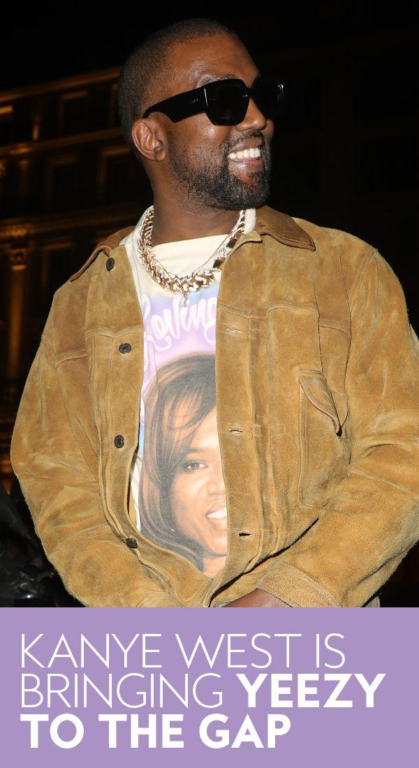 Kanye West Is Bringing Yeezy To The Gap In 2020 Yeezy Kanye West Kanye