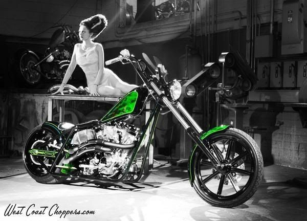 #G5 #WestCoastChoppers | West Coast Chopper